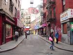 Chinatown i Little Italy